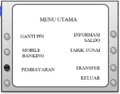 1. Pilih menu Pembayaran