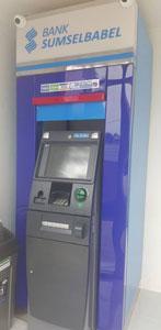1. Kunjungi ATM Sumsel Babel Terdekat Untuk Bayar UKT UNSRI