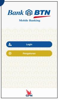 2. Selanjutnya Login ke aplikasi tersebut.