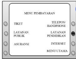 2. Selanjutnya menu Layanan Pendidikan