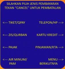 7. Pilih menu Berikutnya