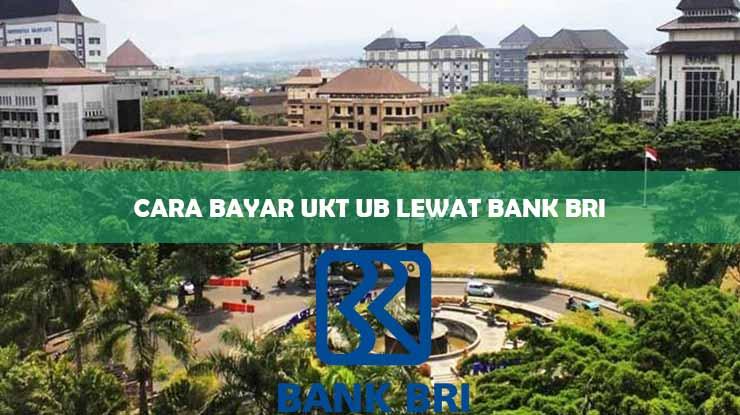 Cara Bayar UKT UB Lewat Bank BRI