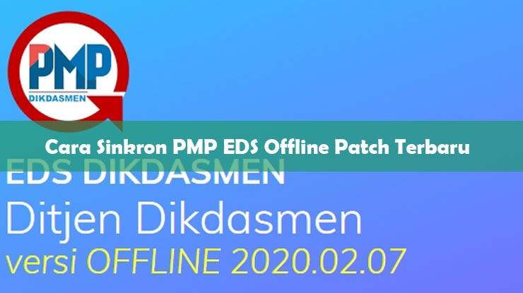 Cara Sinkron PMP EDS Offline