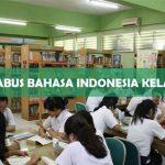 SILABUS BAHASA INDONESIA KELAS 7