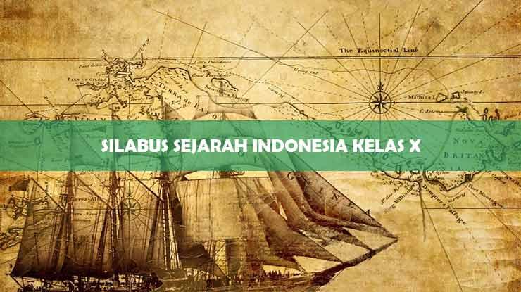SILABUS SEJARAH INDONESIA