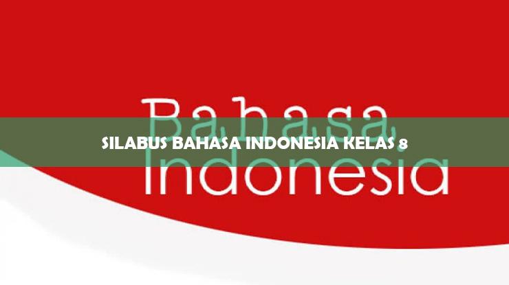 silabus bahasa indonesia kelas 8