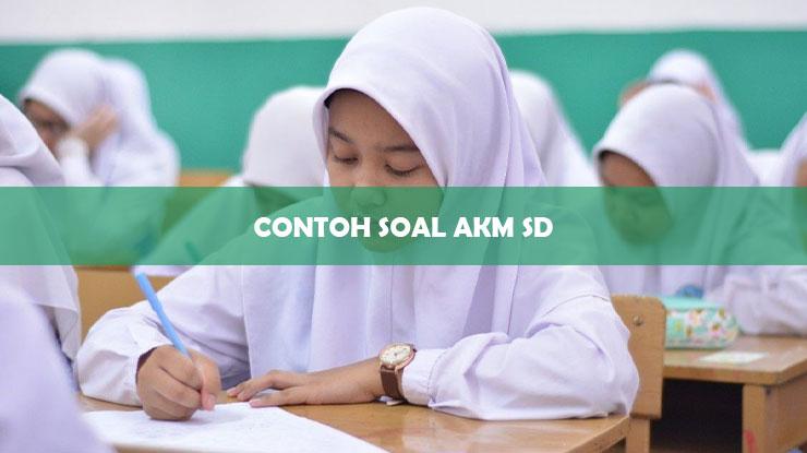 12 Contoh Soal Akm Sd Terbaru 2021 Download Pdf