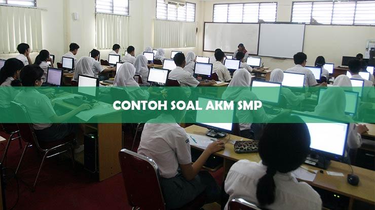 17 Contoh Soal Akm Smp 2021 Download Pdf