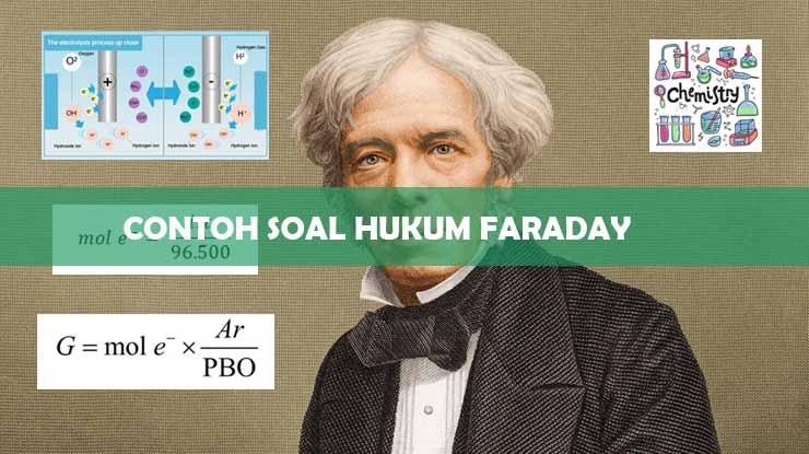 Contoh Soal Hukum Faraday