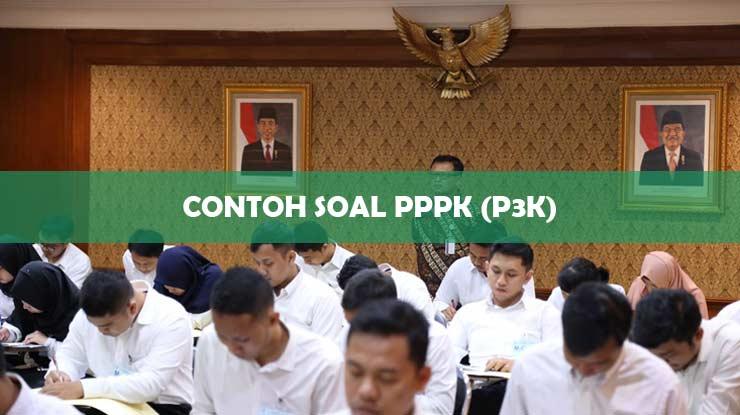 Contoh Soal PPPK
