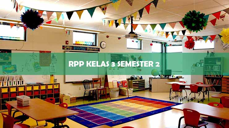 RPP KELAS 3