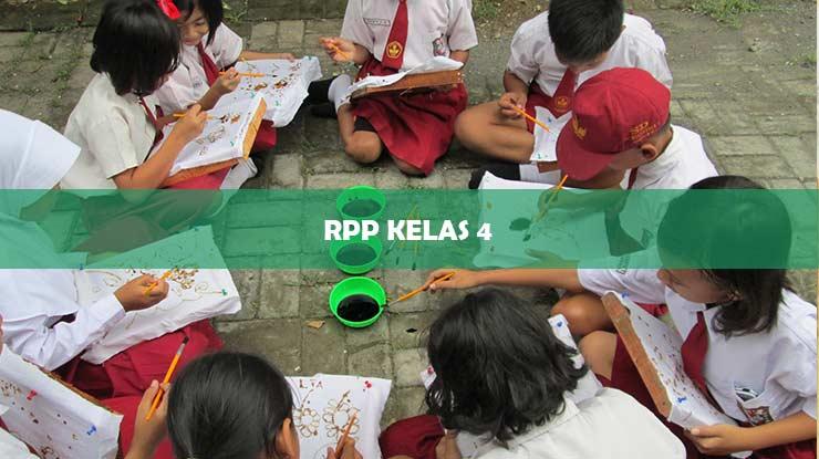 RPP KELAS 4