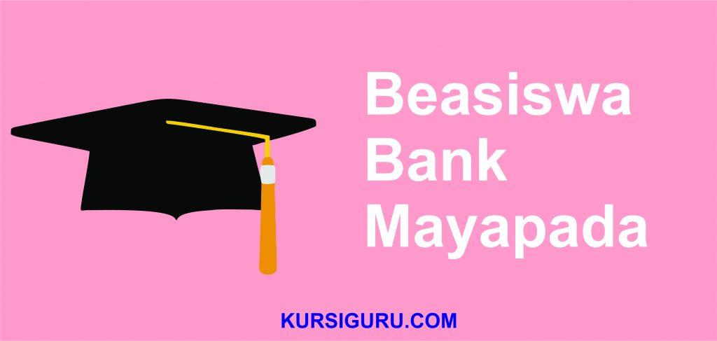 Beasiswa Bank Mayapada