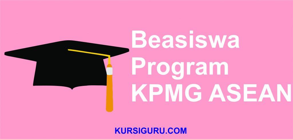 Beasiswa Program KPMG ASEAN