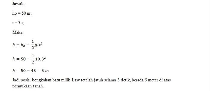 Jawaban GJB 4