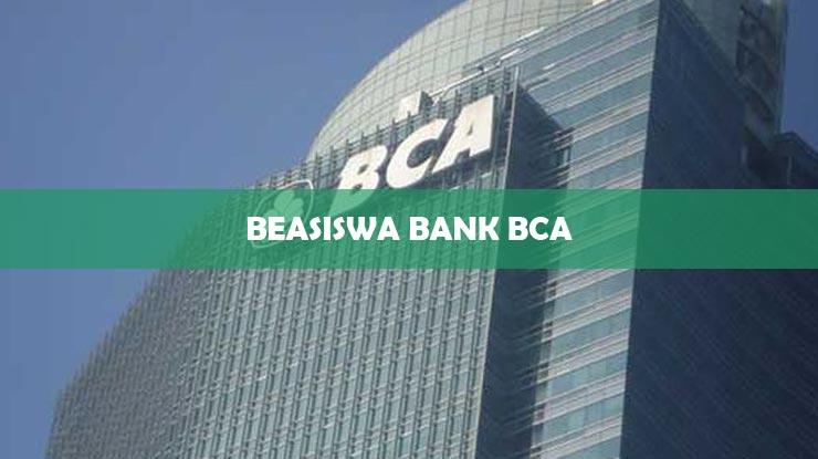 Beasiswa Bank BCA