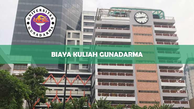 Biaya Kuliah Gunadarama
