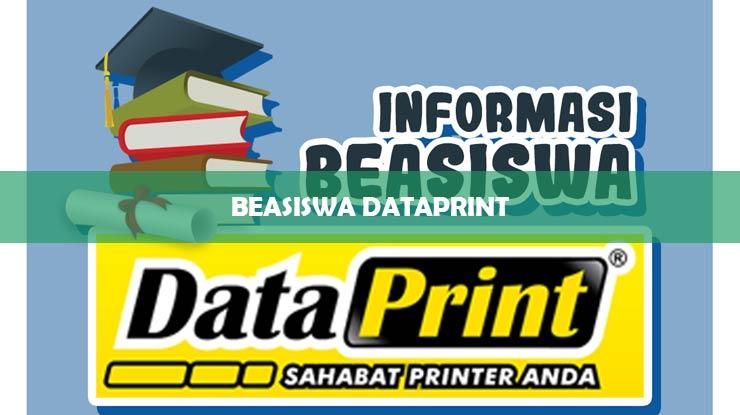 Beasiswa DataPrint