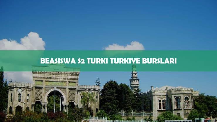 Beasiswa S2 Turki