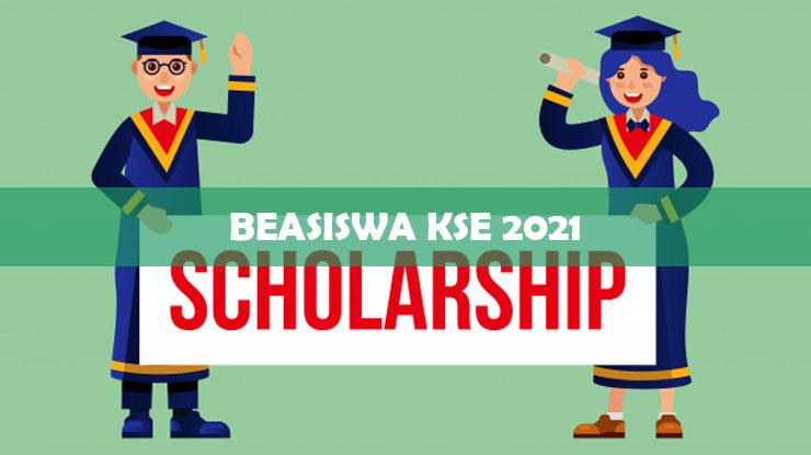 Beasiswa KSE 2021