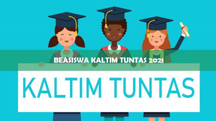 Beasiswa Kaltim Tuntas 2021