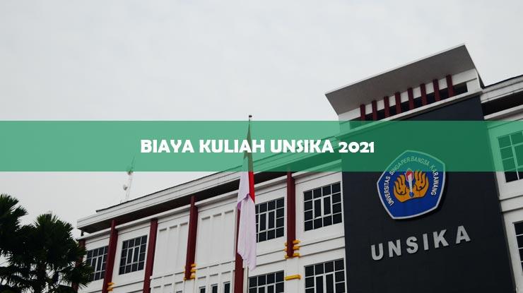 Biaya Kuliah Unsika 2021