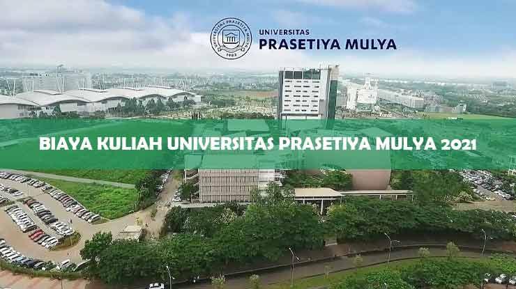 Biaya Kuliah Universitas Prasetiya Mulya